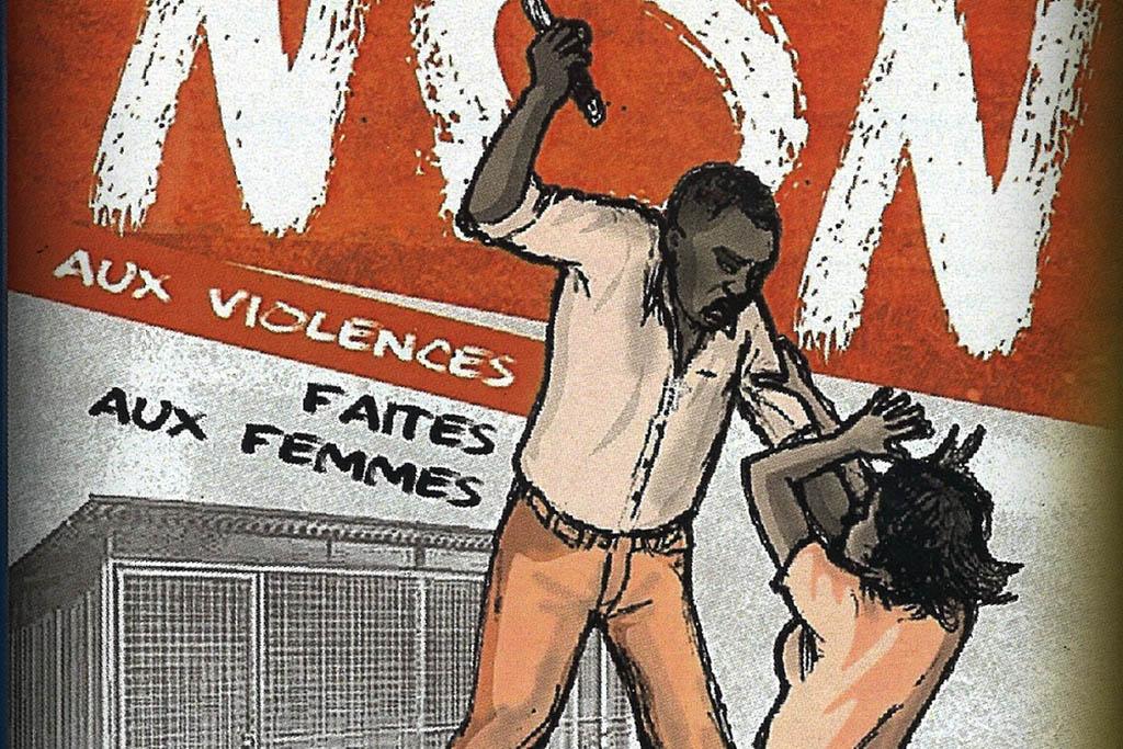 Utsnitt av kalender som utgis for prosjektet mot kjønnsbasert vold