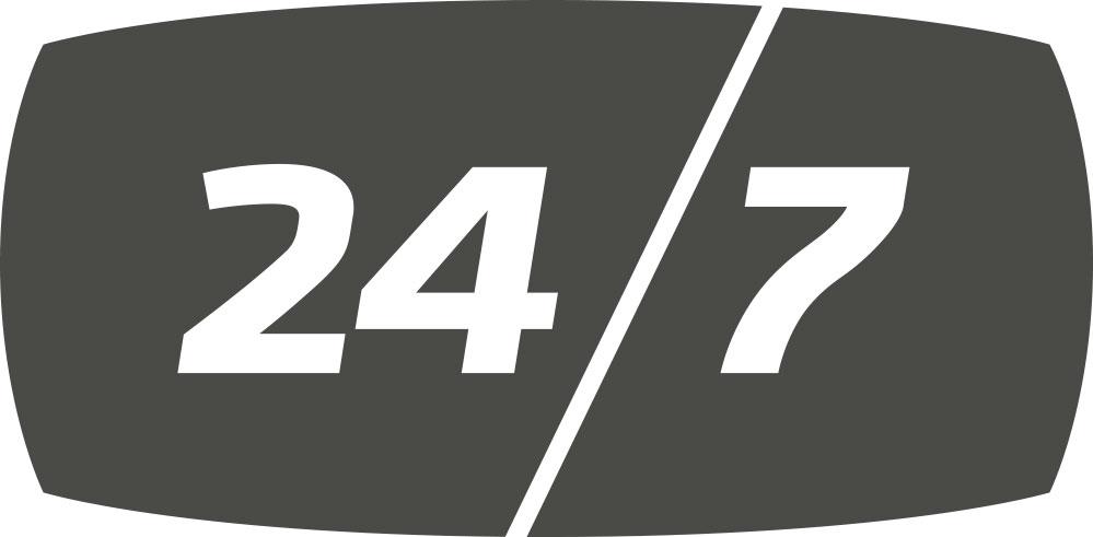Logo 24/7