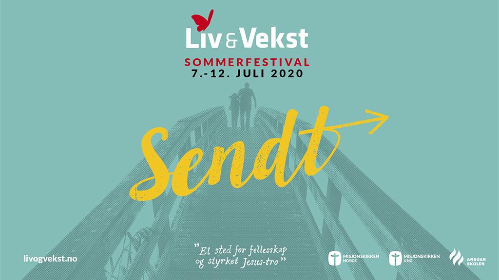Plakat for festivalen