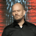 Foto pastor Erik Andreassen, OmB
