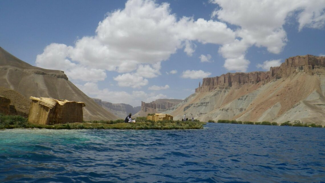 Landskap Afghanistan